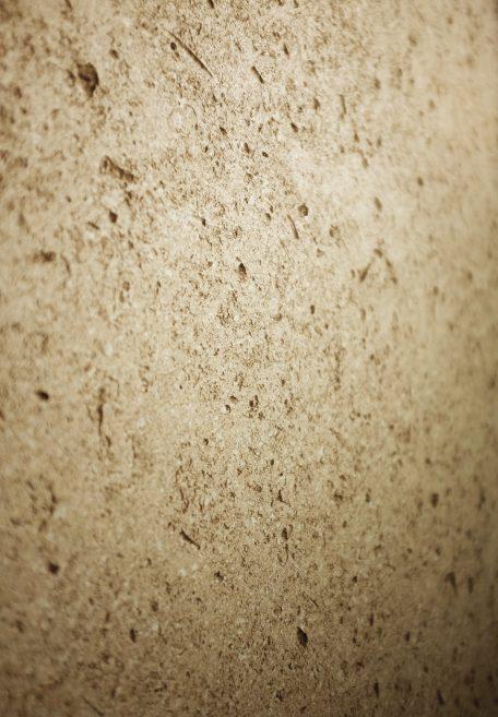 Aspect minéral Carea Coquillé, pour une façade minérale et organique (bardage avec ossature et sans ossature, vêture)