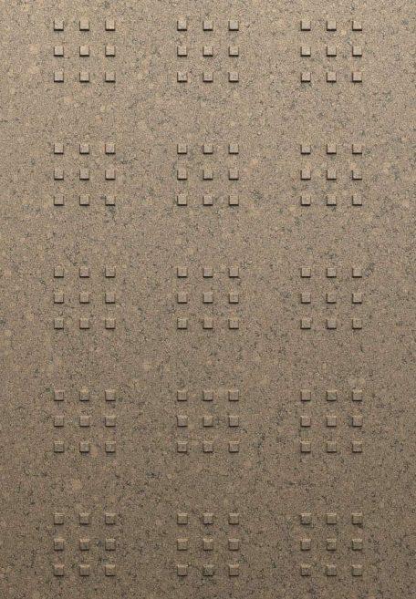 Aspect minéral Carea CARVI, pour une façade urbaine (bardage avec ossature et sans ossature, vêture)