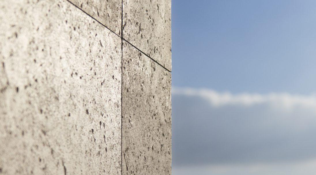 Lieu : Aix-en-Provence,  Type de construction : neuf,  Système de pose : bardage avec ossature (BAO),  Produit : COQUILLÉ