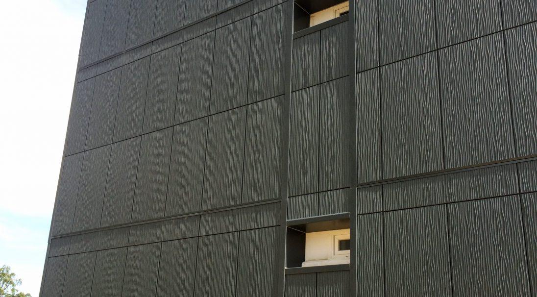 Réhabilitation logement collectif à Buzançais