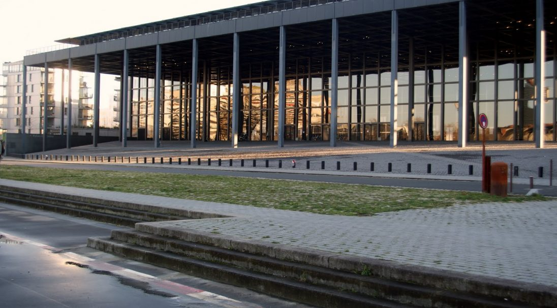 Palais de Justice de Nantes (44)