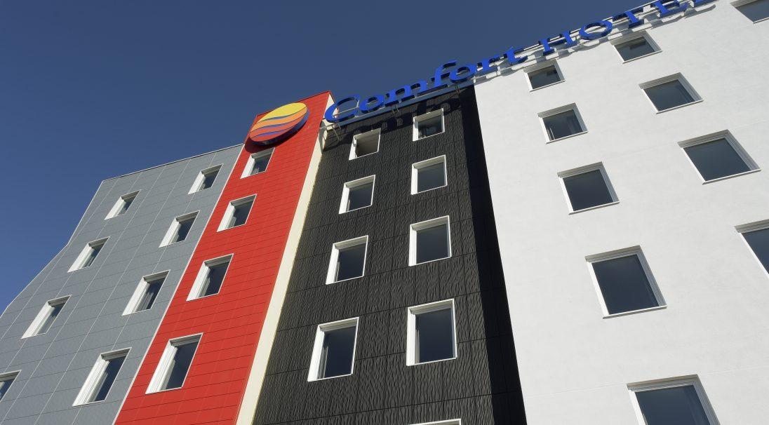 Comfort Hotel de Meyzieu (69)