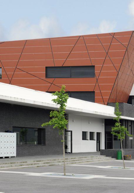 Collège Lecanuet, Rouen (76)