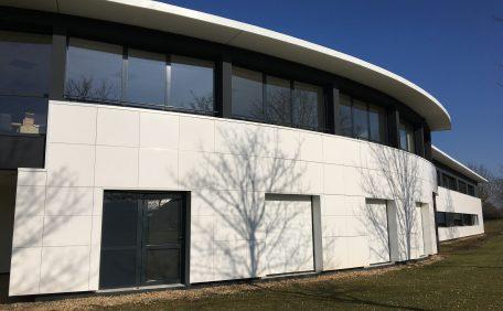 Bureaux Futuroscope, Poitiers (86)