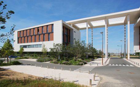 Bureaux ZTE, Poitiers (86)