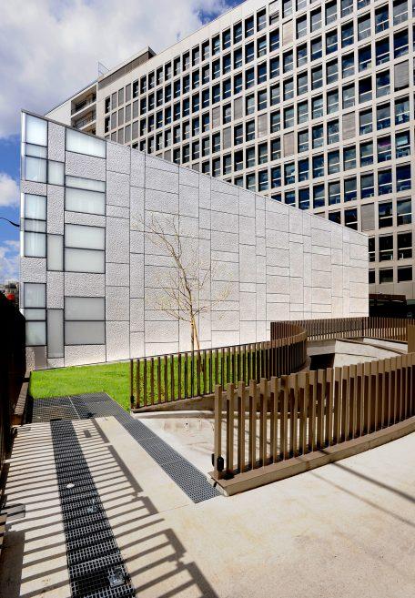 Bureaux RMN, Paris (75)
