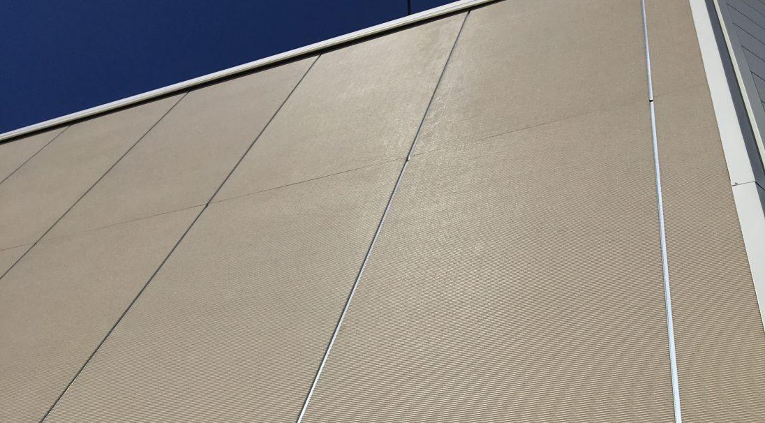 Lieu : Saint-Cyr (37),  Type de construction : neuf,  Système de pose : pose sur plateau vertical,  Produit : TAÏGA