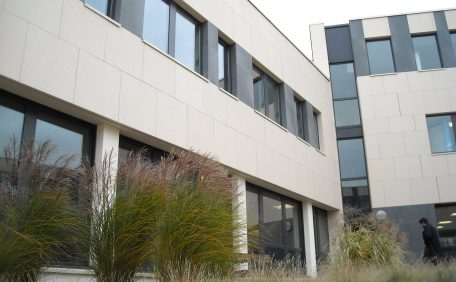 Bureaux ZAC Valmy, Dijon (21)