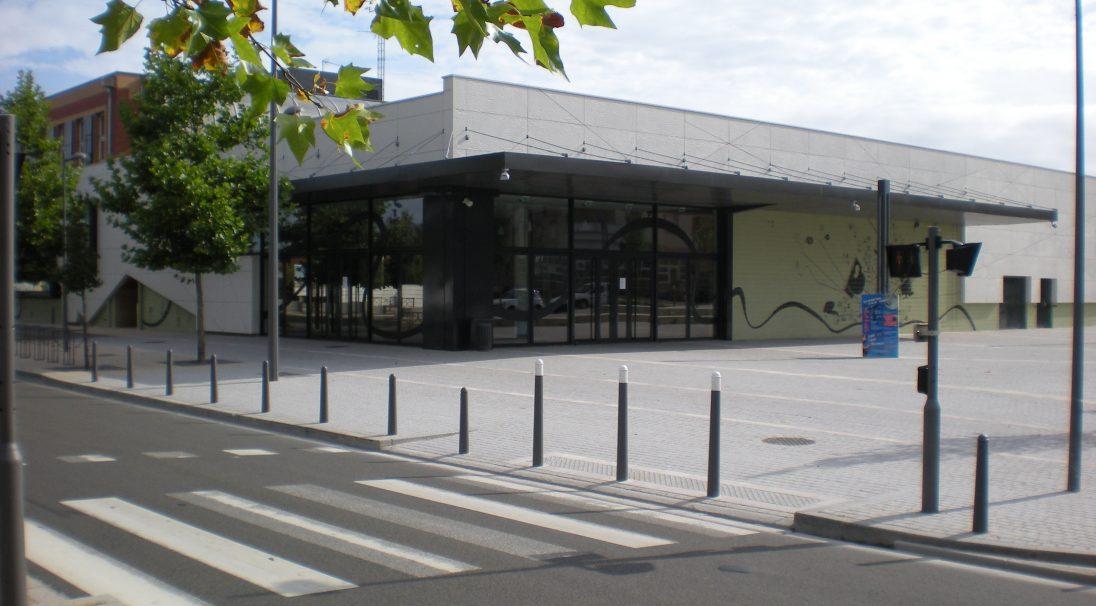 Médiathèque Les Mureaux (78)