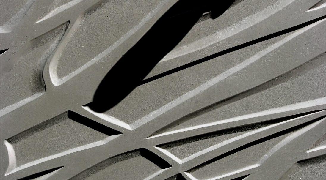 Lieu : rue Crozatier, 75012 Paris,  Architectes : Fl. Bougnoux, J.-M. Fritz, D. Mangin, Cabinet d'Architecture Seura,  Type de construction : construction neuve,  Système de pose : bardage avec ossature (BAO),  Produit : VÉGÉTAL (parements CAREA Insert)