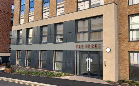 Forth Bank, Newcastle (UK)