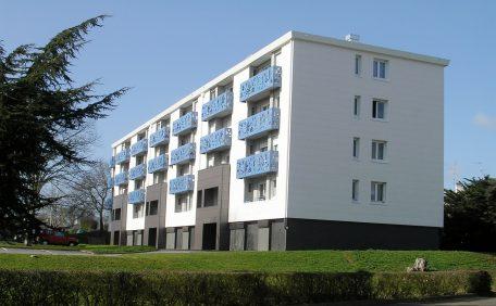 Résidence quartier Kerlédé, Saint-Nazaire (44)