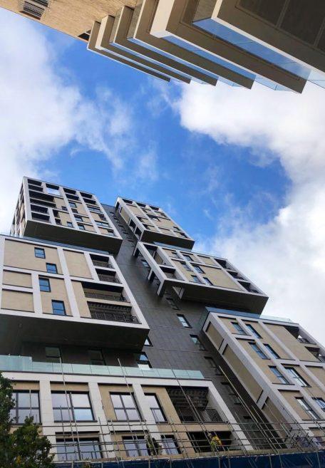 Logements, quartier Kidbrooke (UK)